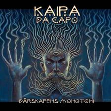 KAIPA DA CAPO -  Dårskapens Monotoni  DIGIPAK 2016 SEALED STOLT FLOWER KINGS