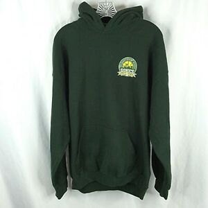 Seattle Supersonics Hoodie Sweatshirt XL 40th Anniversary Season 2007 Rare VTG