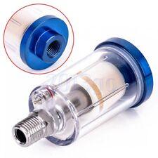 Oil Water Separator Trap Filter Pneumatic compressor Air Tools Paint Airbrush CG