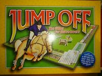 'Jump Off' - The Game For Horse-Lovers 2-6 players. Unused & in VGC. Like 🆕 🏇