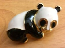 Panda Bear Brooch Pin