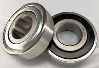 Premium New 87503 Radial Ball Bearing 17mm Bore with Shield 1 1 Felt Seal /&