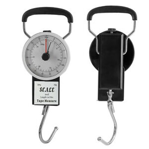32Kg Weight Scales Weighing Scale Baggage Luggage Suitcase Portable Travel Hook