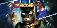 LEGO Batman 2: DC Super Heroes (STEAM KEY/REGION FREE)