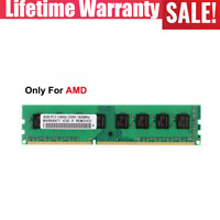 New 4GB/8GB 2Rx4 PC3-12800 DDR3 1600Mhz Desktop Memory RAM Only for AMD chips qv