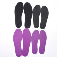 summer support cushion gel orthotic sport running insoles insert shoe pad J Hu