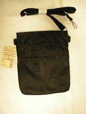 MUJI MoMA JAPAN Mini Shoulder Bag with Pen holder & Pockets #Black