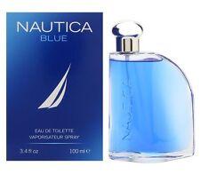 NAUTICA BLUE  * Men's Perfume 3.4 oz Eau de Toilette* BRAND NEW IN BOX*sealed