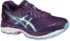 Asics Gel Nimbus 18 Womens Running Shoes - Purple