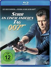 James Bond 007: STIRB AN EINEM ANDEREN TAG (Pierce Brosnan) Blu-ray Disc NEU+OVP
