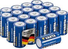 4 Pzs. Varta C Baby industrial 1 5V Lr14 Batería Bulk 4x