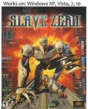 Slave Zero PC Game