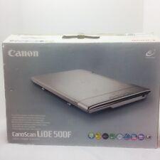 CANON CanoScan LiDE 500F 48-Bit Color Scanner Film Photo Slides Negatives