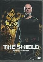 The Shield - Serie Tv - Stagione 2 - Cofanetto Con 4 Dvd - Nuovo Sigillato