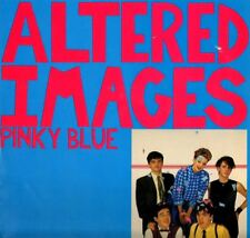ALTERED IMAGES pinky blue (original uk & inner) LP EX+/EX EPC 85665 new wave