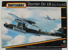 MATCHBOX 40409 - Dornier Do 18 G-1/ V-2/ D-2 - 1:72 - Flugzeug Modellbausatz Kit