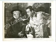 LONE WOLF IN LONDON-1947-8X10 PROMO STILL-GERALD MOHR-ERIC BLORE-ACTION- VG/FN