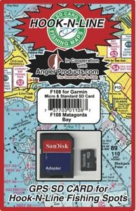 Angler Products Upload-able Fishing Hotspots for Matagorda TX from HooknLine Map