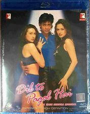 Dil To Pagal Hai Blu-ray - Shahrukh Khan - Hindi Movie Bluray Special Edition