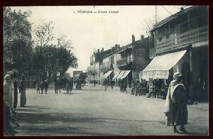 ALGERIE  TEBESSA   cours carnot  1914  ( 132)