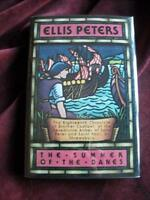 """Ellis Peters """"BROTHER CADFAEL"""" The Summer of the Danes - 1st"""