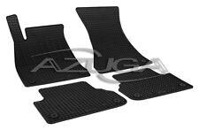 Gummimatten für Audi A4 8W/B9 ab 2015 mit Druckknopf-Befestigung Gummi-Fußmatten