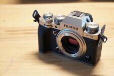 Fujifilm X-T4 26,1 MP Spiegellose Systemkamera - Silber neu(wertig)