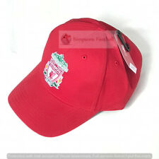 Liverpool Cap Retro Club Crested Hat Offiziell Football Club Gifts