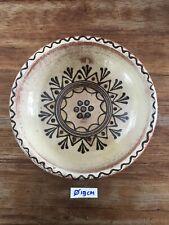 Modernist Ceramic Art Pottery Mid Century Russel Tiglia Tegelen Holland RTT Bowl