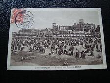 PAYS-BAS - carte postale (scheveningen - palace-hotel) (cy56) netherlands