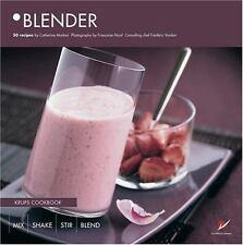 Blender: Krups Cookbook Madani, Catherine VeryGood