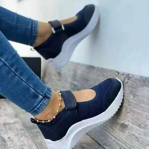 Women Casual Shoes Women Shoes Breathable Platform Non Slip Tenis Woman Shoes