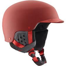 Équipements de neige vêtements, accessoires rouge unisexe pour les sports d'hiver