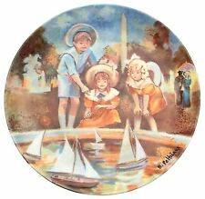 Limoges Setting Sail At The Tuileries Pelriauxs Children of The Turn Century