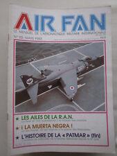 AIR FAN 53 C-47 DAKOTA ROYAL AUSTRALIAN NAVY SEA HARRIER PATMAR ATLANTIC MARINE