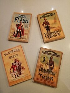 The Flashman Series by George Macdonald Fraser