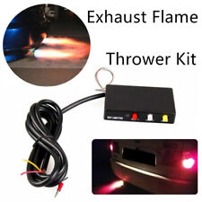 Fire Burner Afterburner Fit For Any Car Auto Aircraft Exhaust Flame Thrower Kit