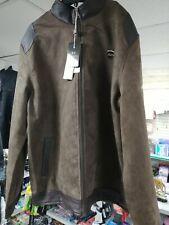 BV Clothing | Italian Leather Jacket | Color: Dark Brown | XXXL | Model: 6732