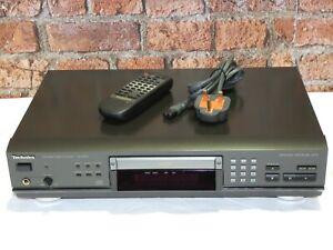 Technics SL-PG5 Vintage Hi Fi System Use Compact Disc CD Player + Remote Control