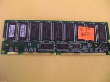 Kingston 512MB 168p PC133 CL3 18c 64x4 1Rx4 3.3V from Dell PowerEdge 1650