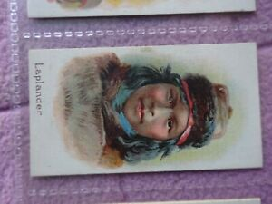 TADDY - NATIVES OF THE WORLD # LAPLANDER - SUPER GRADE -  6 CLOSE UP PHOTOS