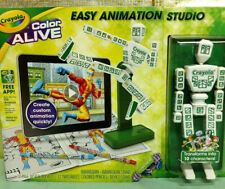 Crayola Color Alive Easy Animation Studio Mannequin Brand New Kit IOS Android