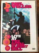 Paul Weller - Live At The Royal Albert Hall ~ 2000 Rock Concert Performance DVD