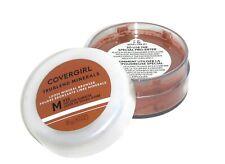 CoverGirl Trublend Minerals, Loose Bronzer, 435 Medium Golden Sunrise, 0.63oz ea