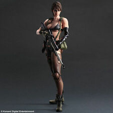 Play Arts Metal Gear Solid V The Phantom Pain Quiet 25cm Action Figure