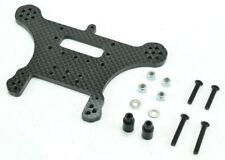 Xtreme Racing Traxxas Rustler Slash Stamp. Carbon Fiber Rear Shock Tower 10621