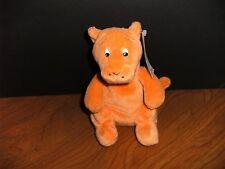 "6"" Gund Disney Classic Winnie the Pooh Tigger Beanbag Plush Toy Mint Tags"