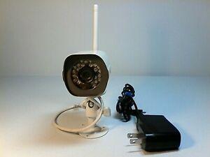 Zmodo Outdoor WiFi IP Cameras ZP-IBH15-W single camera 720p. Preowned