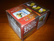 BOX 100 BUSTINE FIGURINE PANINI FIFA W.C. SOUTH-AFRICA 2010 SIGILLATO/SEALED