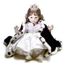 "NIB Marie Osmond Fine Porcelain Collector Doll Toddler Series ""Miss America"""